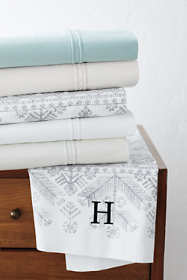 Italian Percale Solid Pillowcases