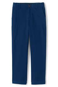 Boys Iron Knee Flex Waist Cadet Pants