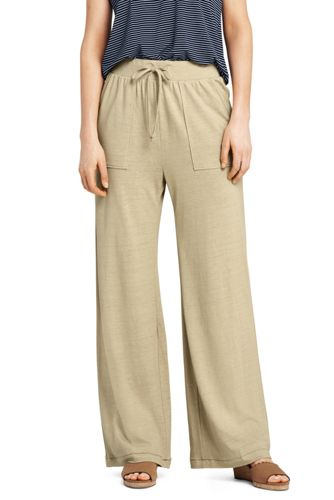 289f58d69324 Women s Linen Blend Wide Leg Trousers