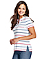 Women's Petite Supima Cotton Polo Shirt
