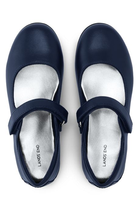School Uniform Girls Comfort Mary Jane Ballet Flats