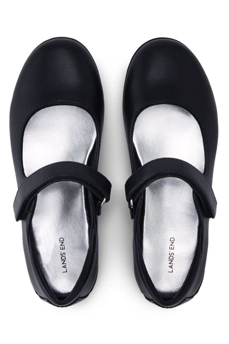 School Uniform Girls Comfort Flat Mary Jane Shoes