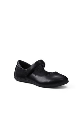 Girls Comfort Mary Jane Ballet Flats by Lands' End