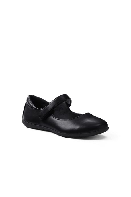 Girls Comfort Mary Jane Ballet Flats