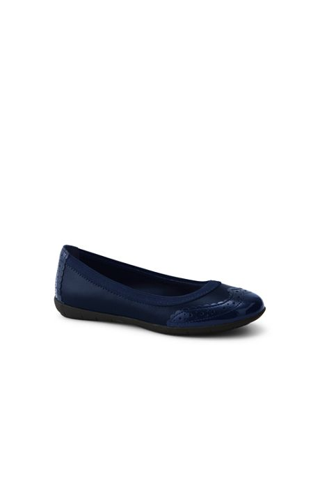 School Uniform Girls Comfort Ballet Flats