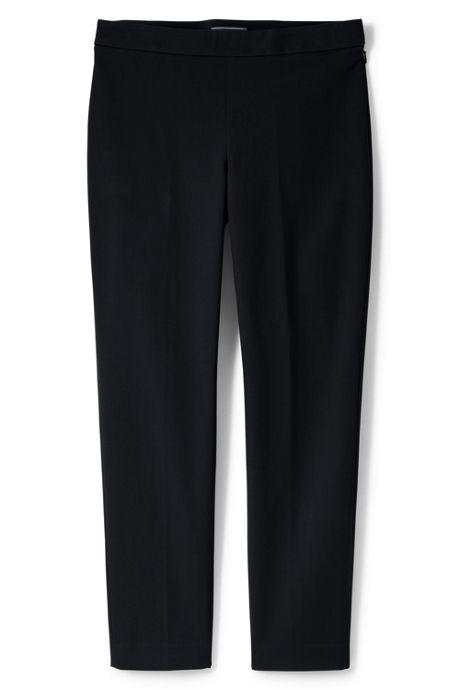 Women's Mid Rise Bi-Stretch Pencil Pants