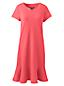 Women's Short Sleeve Jersey Summer Dress