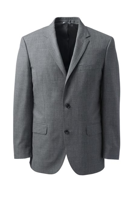 Men's Traditional Fit Suit Coat