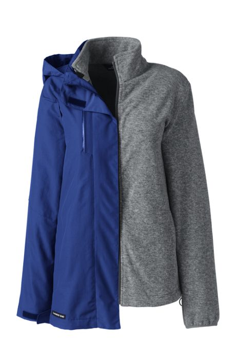 Women's Plus Size Squall System Shell