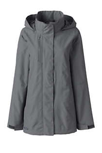 School Uniform Women's Squall System Shell, Front