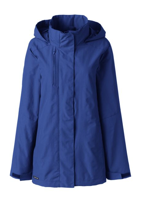 School Uniform Women's Plus Size Squall System Shell
