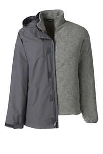 School Uniform Men's Squall System Shell, alternative image