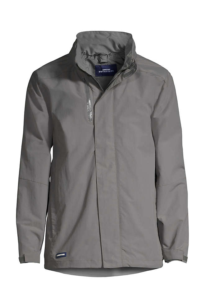 School Uniform Men's Squall System Shell, Front