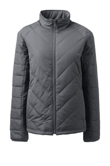 Women's Plus Size Insulated Jacket