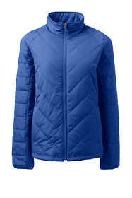 School Uniform Women's Plus Size Insulated Jacket