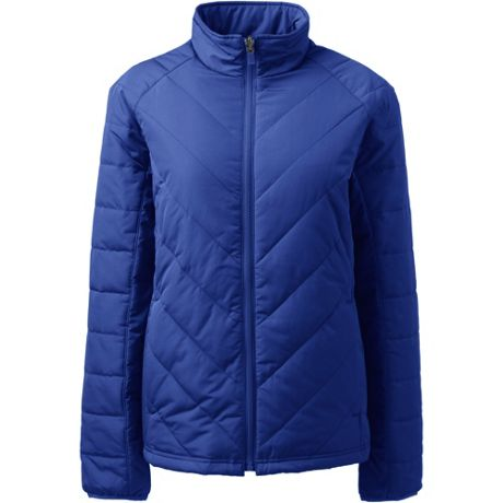 Women's Custom Logo Insulated Jacket (Squall System Component)