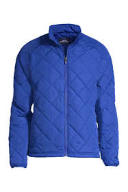 School Uniform Men's Big Insulated Jacket