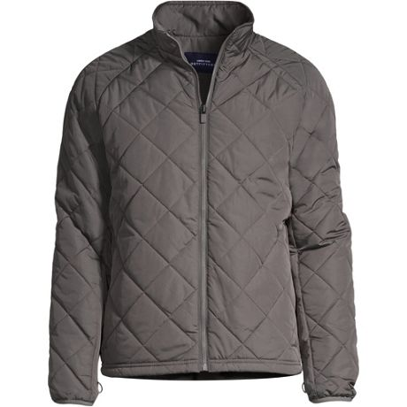 Men's Custom Logo Insulated Jacket (Squall System Component)