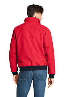 Men's Tall Classic Squall Jacket, Back