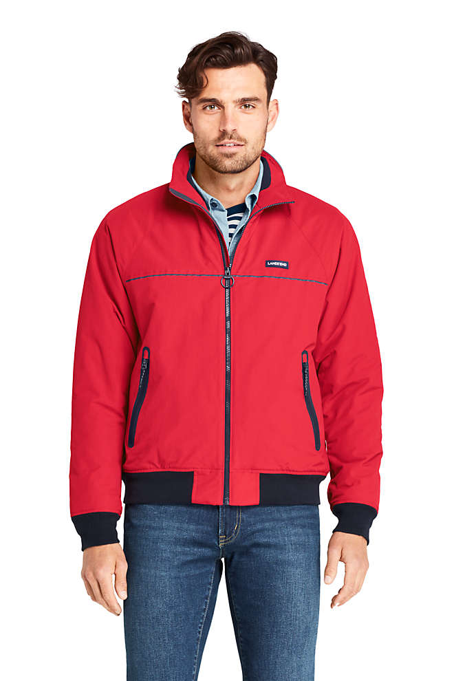 Men's Tall Classic Squall Jacket, Front