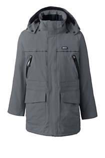 Men's Tall Waterproof Squall Parka, Front