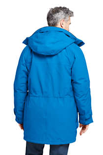 Men's Waterproof Squall Parka, Back