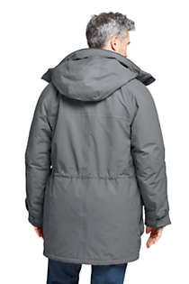 Men's Tall Waterproof Squall Parka, Back
