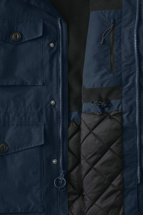 Men's Squall Military Jacket