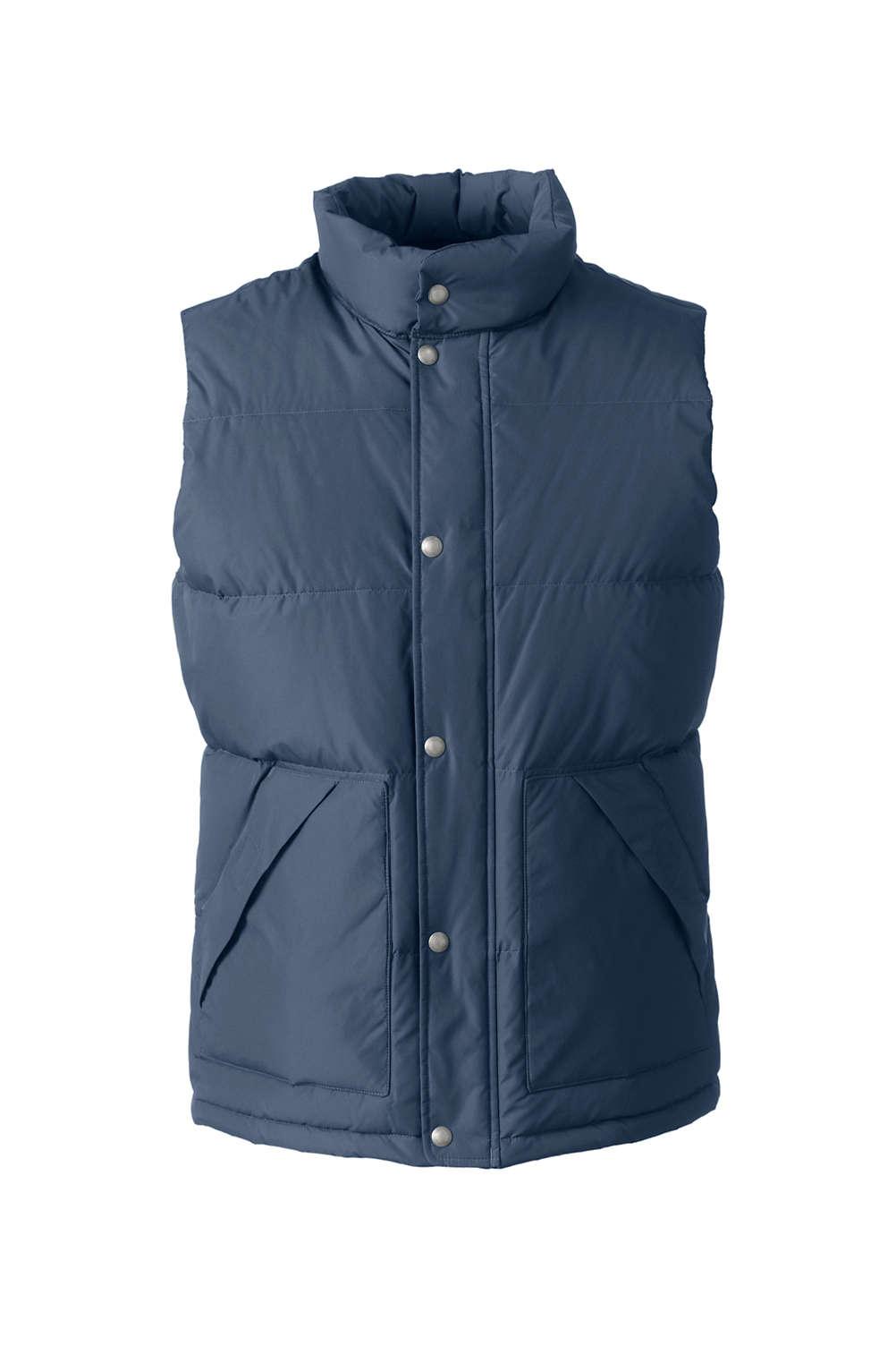 2fea08390c5 Men's 600 Down Vest from Lands' End