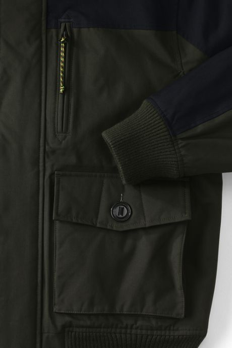 Men's Tall Expedition Bomber Jacket