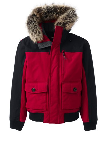 Men's Tall Expedition Winter Bomber Jacket