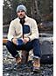 La Veste Polaire Sherpa, Homme Stature Standard