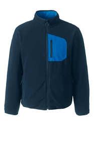 Men's Reversible Fleece Jacket