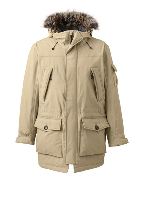 Men's Tall Expedition Parka
