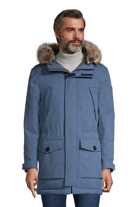 Men's Tall Expedition Winter Parka