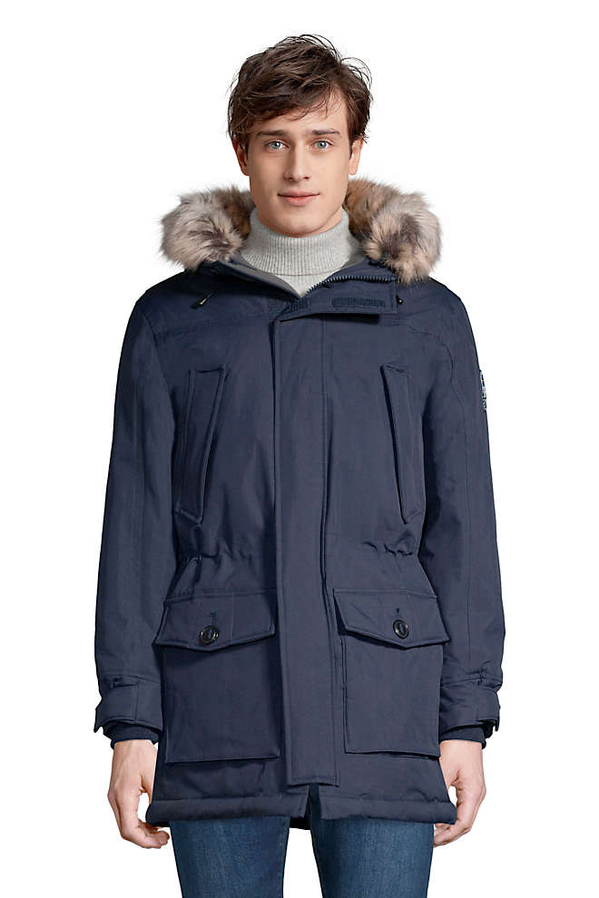 Men's Expedition Winter Parka, Front