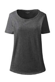 Women's Short Sleeve Layering T-shirt