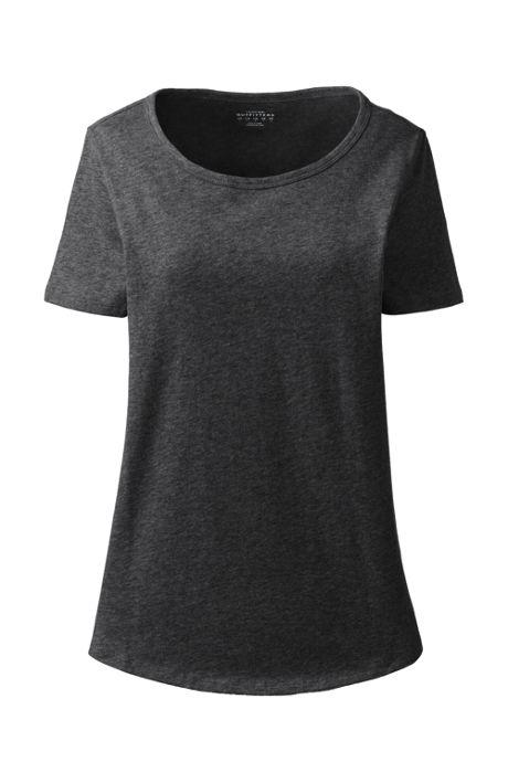 Women's Short Sleeve Layering T-shirt