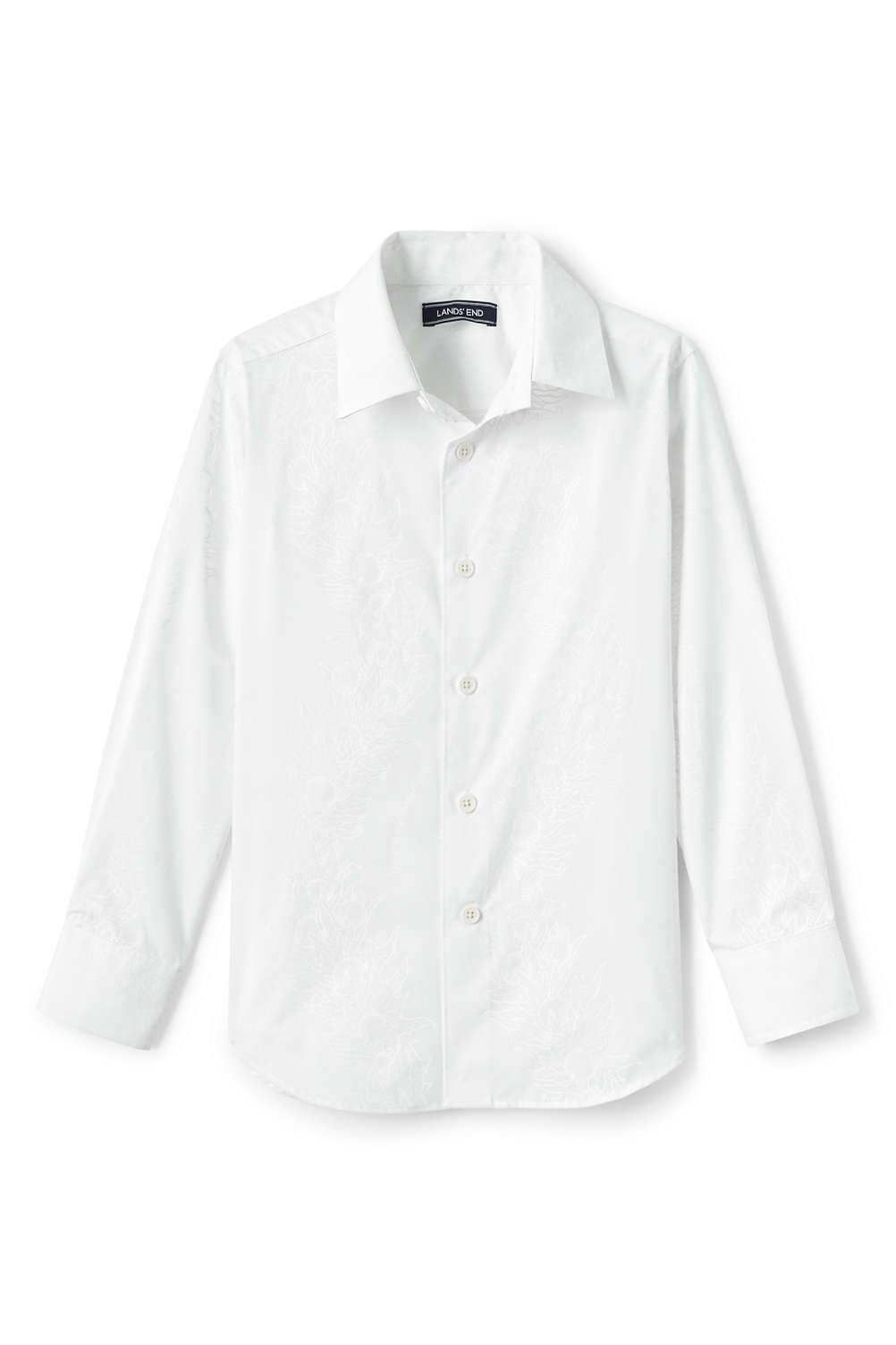 df1e2705033 School Uniform Kamehameha Boys Long Sleeve Dress Shirt