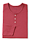 Le T-Shirt Henley Seaworn Coupe Moderne Manches Longues, Homme Stature Standard
