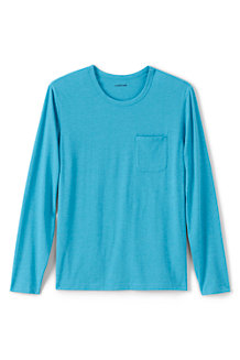 Le T-Shirt Seaworn Coupe Moderne Manches Longues, Homme