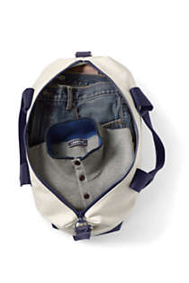 Canvas Weekender Duffle Bag, alternative image