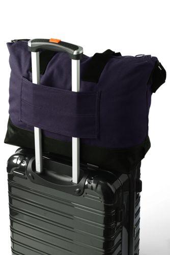 Canvas Weekender Duffle Bag