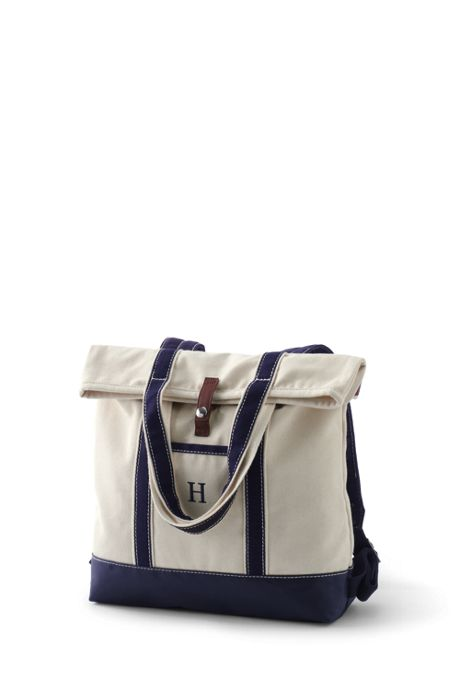 Lightweight Convertible Tote Backpack
