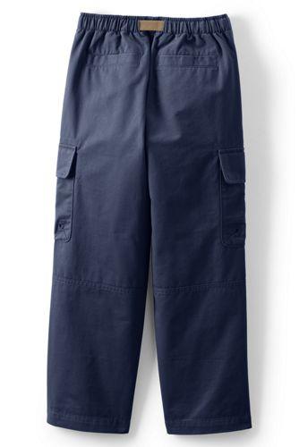 Boys Husky Iron Knee Cargo Climber Pants