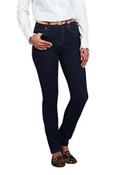 Women's Mid Rise Curvy Skinny Jeans