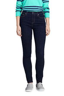 Kurvige Skinny Jeans für Damen