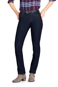 Women's Mid Rise Curvy Boot Cut Jeans