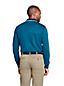 Le Polo Supima à Manches Longues, Homme Stature Standard