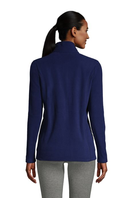 Women's Full Zip Fleece Jacket